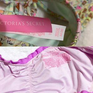 Victoria's Secret Swim - VICTORIA'S SECRET Ruffle-edge Cheeky bottom & Top